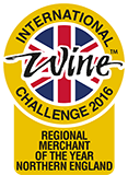northern england wine merchant of the year 2016