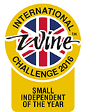small independent wine merchant of the year 2016